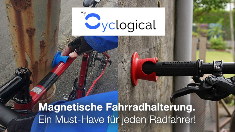 ByCyclogical Gripster Fahrradhalterung