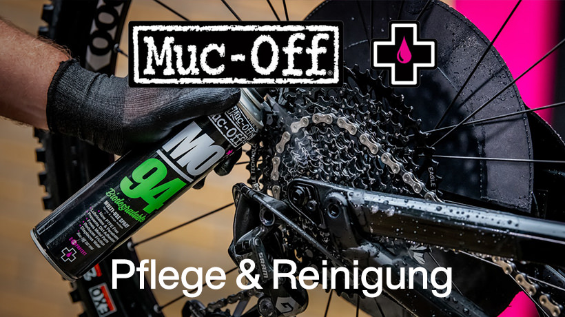 Muc-Off Bike Pflege