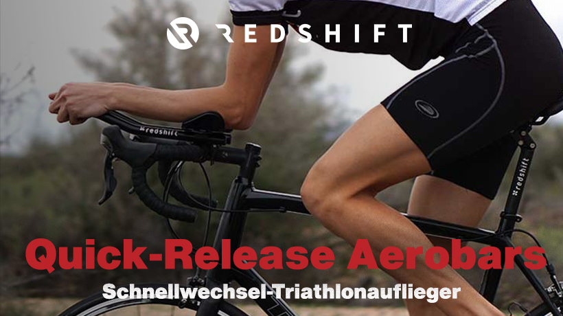 Redshift Sports Quick-Release Aerobars