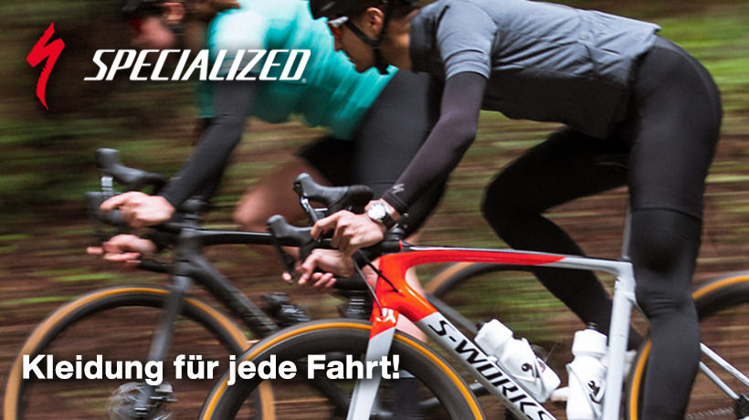 Specialized Kleidung