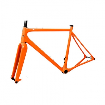 Classic OPEN UP GravelPlus orange Rahmenset 1 Generation Gr S M L XL