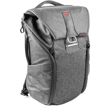 Peak Design Everyday Backpack 30L Charcoal dunkelgrau  Urbaner Foto und BikeRucksack