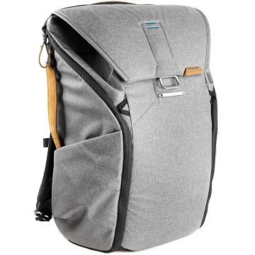 Peak Design Everyday Backpack 30L Ash hellgrau  Urbaner Foto und BikeRucksack