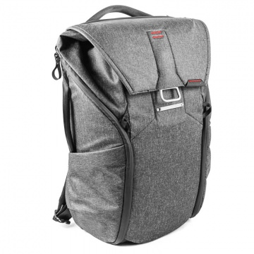 Peak Design Everyday Backpack 20L Charcoal dunkelgrau  Urbaner Foto und BikeRucksack