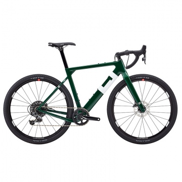 3T Exploro FM Team Force Special Racing Green Komplettrad Gr L