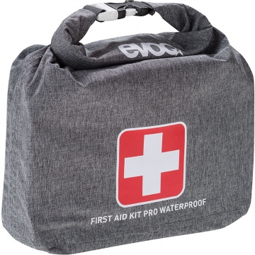Evoc First Aid Kit Pro Waterproof 3L blackheather grey wasserfestes ErsteHilfeSet