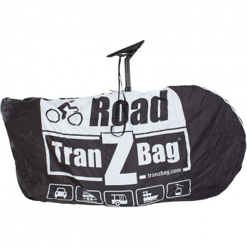 TranZbag Road BikeTransporttasche  Black Schwarz