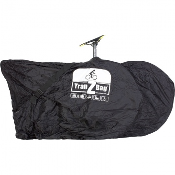 TranZbag Original BikeTransporttasche  Black Schwarz