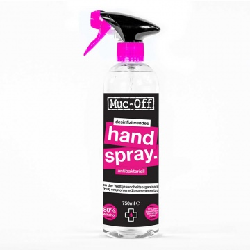 Muc Off desinfizierendes Handspray 750 ml