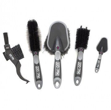MucOff 5X Premium Brush Kit 5er BürstenSet