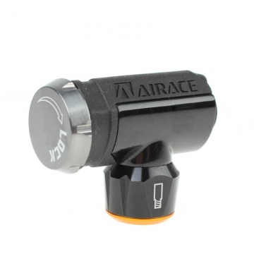 Airace Turbo Micro 4 CO2Luftpumpe mit DosierFunktion CO2Pumpe