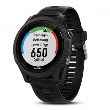 Garmin Forerunner 935 HR GPS-Multisport-Trainingscomputer Triathlonuhr
