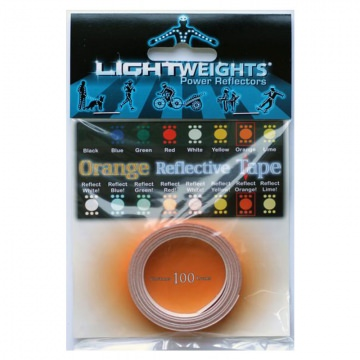 Lightweights Reflective Tape 3M Reflexband  Orange