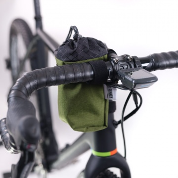 Road Runner Bags CoPilot oliv Handlebar Bag Lenkertasche