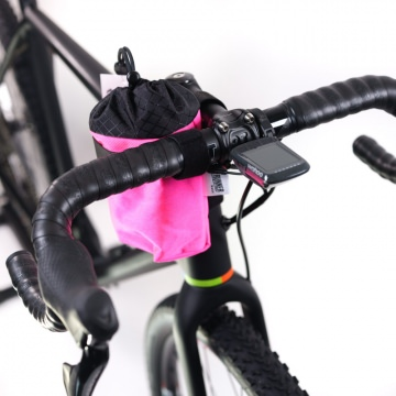Road Runner Bags CoPilot pink Handlebar Bag Lenkertasche