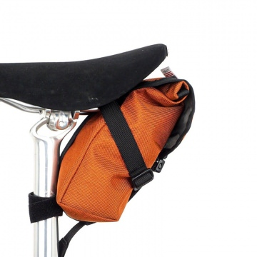 Road Runner Bags The Drafter Saddle Bag Satteltasche schwarz
