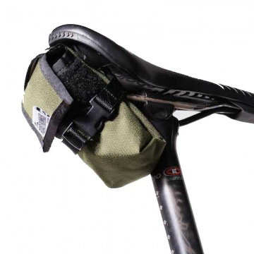 Road Runner Bags The Drafter Saddle Bag Satteltasche oliv