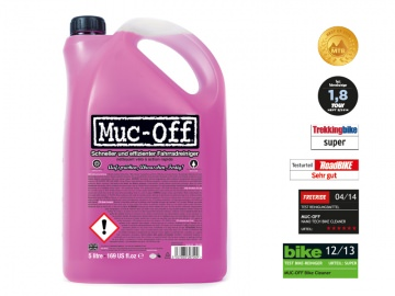 MucOff Bike Cleaner 5 Liter