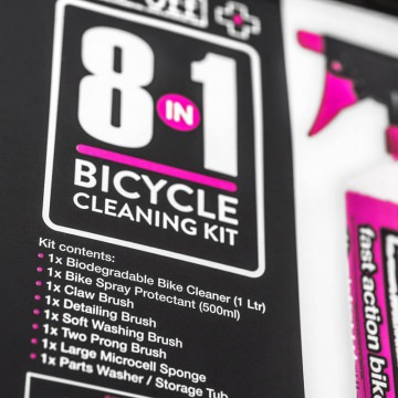 Muc Off Pit Kit (8-In-One)
