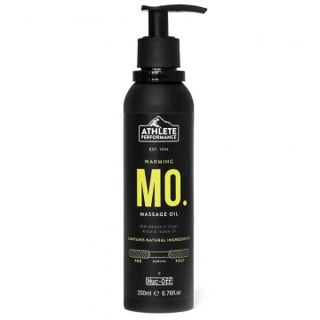 MucOff Massage Oil 200ml