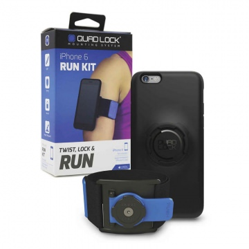 Quad Lock Run Kit - iPhone 6, 6S