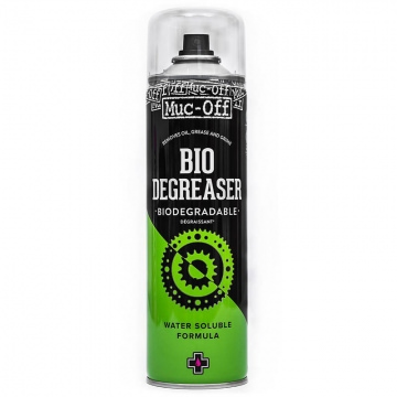 Muc Off De-Greaser Aerosol 500ml