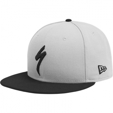 Specialized NEW ERA 9fifty Snapback Hat hellgrau Kappe Schirmmütze