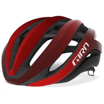 Giro Aether Mips RoadHelm Gr Medium rotdunkelrot Rennradhelm