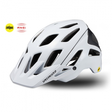 Specialized Ambush ANGi MIPS Helm All Mountain Weiss Gröe L