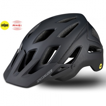 Specialized Ambush ANGi MIPS Helm All Mountain Schwarz Gröe L