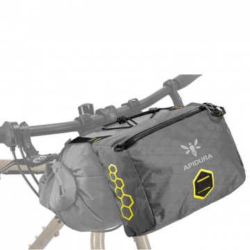 Apidura Backcountry Accessory Pocket 45 Liter Lenkertasche ClipOn für Apidura Handlebar Packs