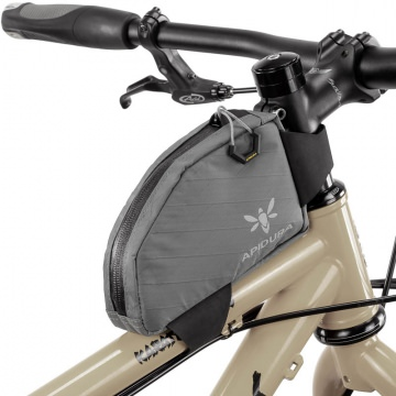 Apidura Backcountry Top Tube Pack 05L Bikepacking Rahmentasche