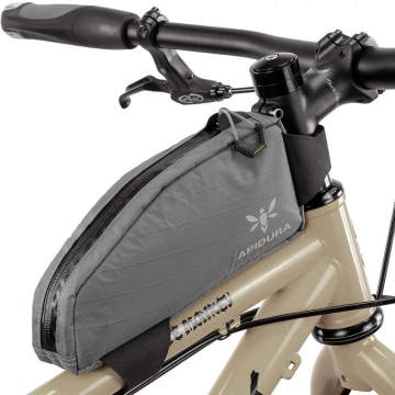 Apidura Backcountry Top Tube Pack 1L Bikepacking Rahmentasche