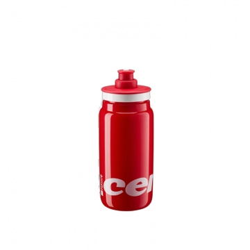 Elite Trinkflasche Fly Teams 550 ml  Cervelo rot