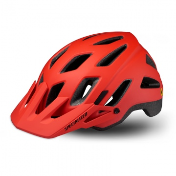 Specialized Ambush Comp ANGi MIPS Helm All Mountain RocketRedBlack Gröe M