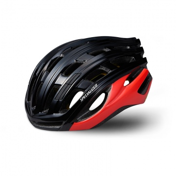 Specialized Propero 3 ANGI MIPS Helm Black  Rocket Red Gröe L Modell 2019