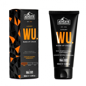 MucOff Luxury Warm Up Cream Wärmecreme 100ml
