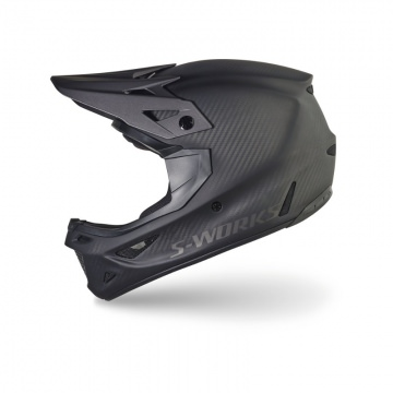 Specialized Dissident DH Helm Matte raw Carbon Gröe Medium