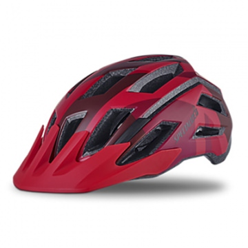 Specialized Tactic 3 Helm All Mountain Red Fractal Gröe M Modell 2019