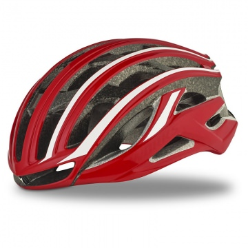 Specialized S-Works Prevail II Rennrad-Helm Größe S Team Red
