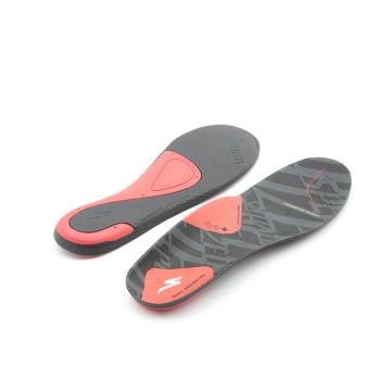 SPECIALIZED BG SL FOOTBED  Einlegesohle  ROT 4041