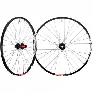 Stans NoTubes Crest MK3 275 Tubeless Laufräder  Shimano  Sram