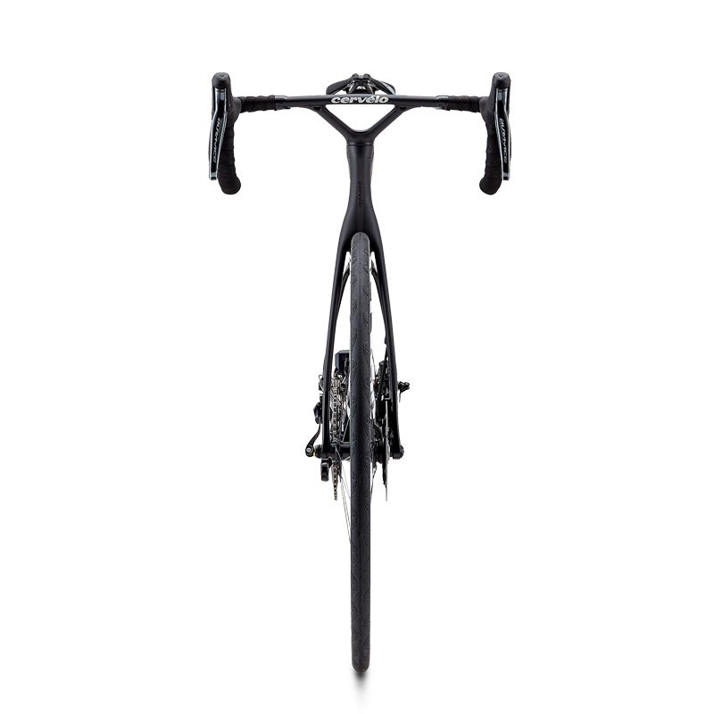 Cervelo S5 Komplettrad Disc Shimano DuraAce DI2 9170 Gr. 56 Farbe schwarz/weiss