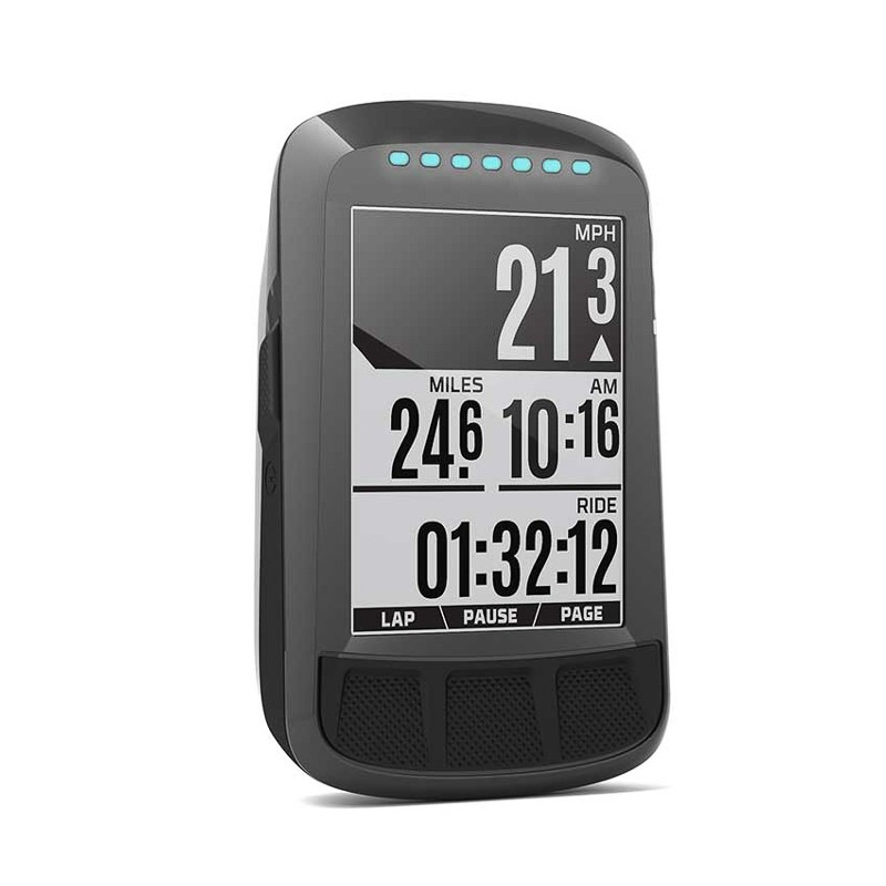 wahoo elemnt bolt stealth schwarz gps fahrradcomputer mit navigation ant bluetooth uvm. Black Bedroom Furniture Sets. Home Design Ideas