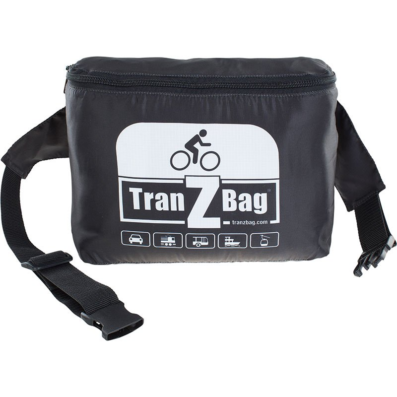 TranZbag Original Bike-Transporttasche - Black (Schwarz)