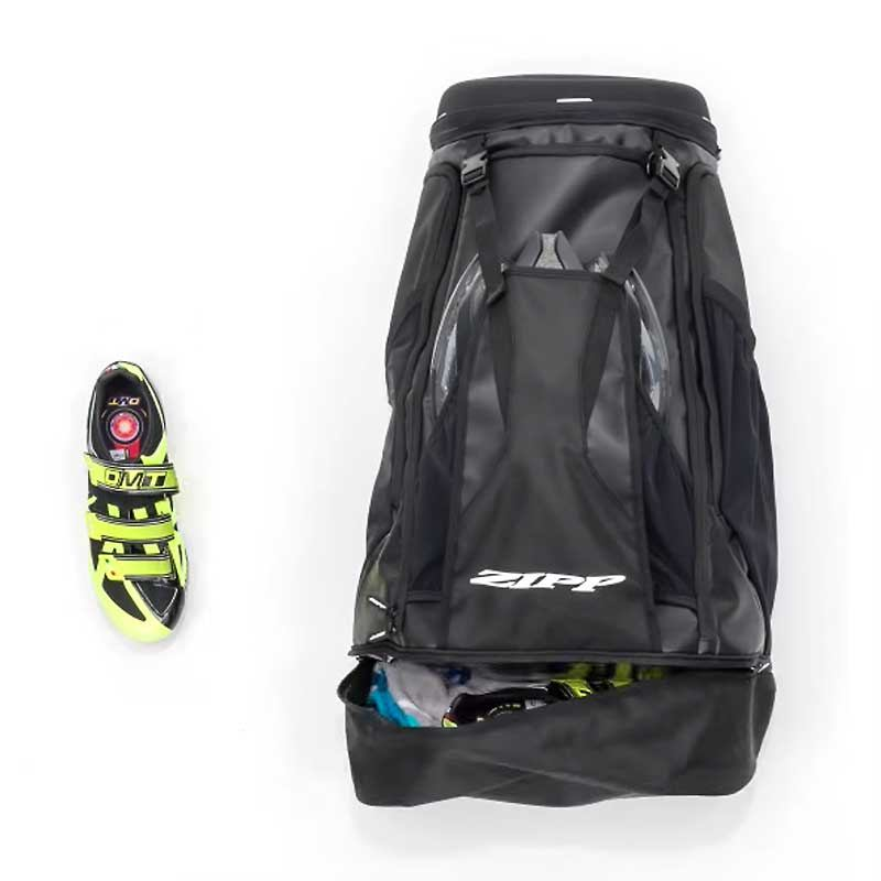 Zipp Transition 1 Gear Bag Rucksack & Sporttasche für Triathleten & Radsportler