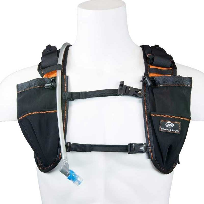 Orange Mud Endurance Pack 2.0 6 Liter Trailrunning- und Bike-Rucksack inkl. Trinksystem / Trinkblase