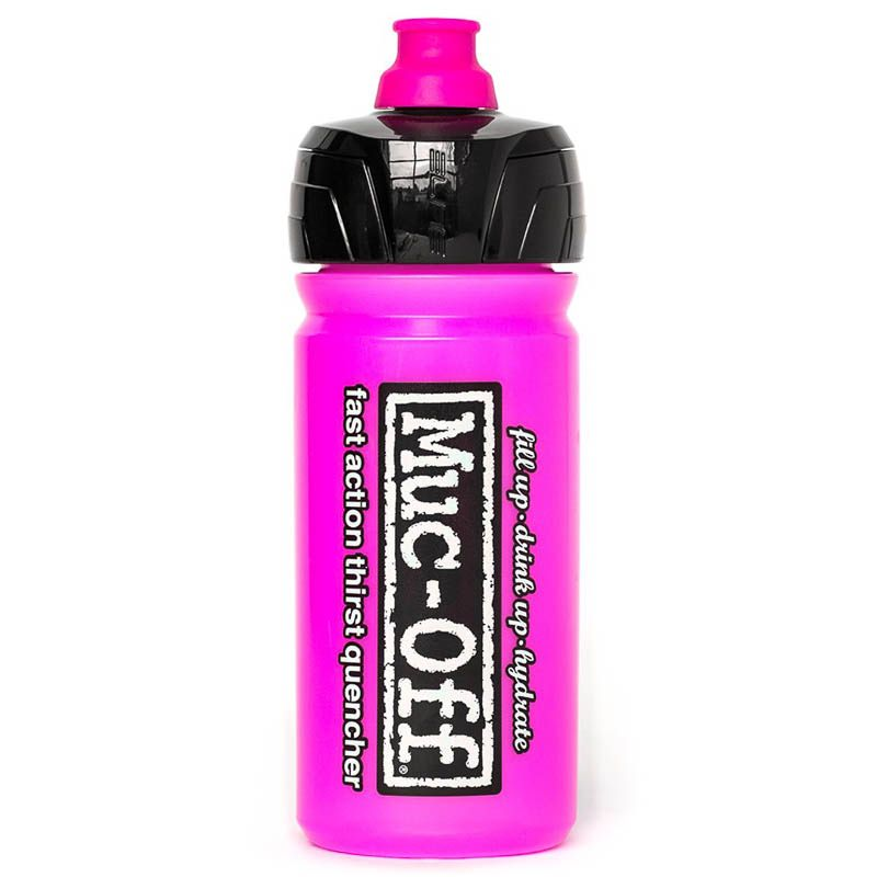 Muc Off Water Bottle Elite Ombra Pink - Trinkflasche 550ml