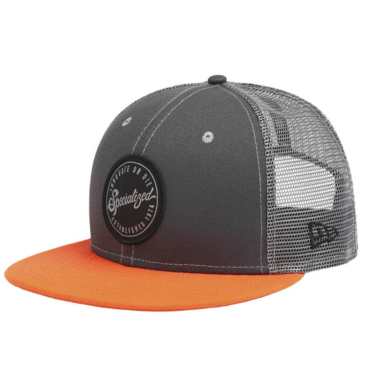 Specialized NEW ERA 9fifty Flat Brim Hat Kappe Schirmmütze