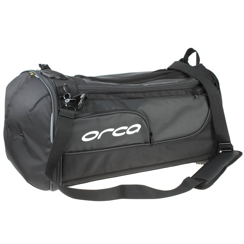 ORCA Transition Bag - Spezialrucksack f. Triathlon, Wettkampf, Training, Reise